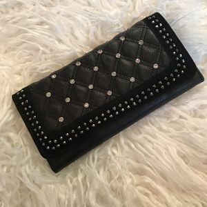 Handbags - Boutique Studded Wallet